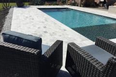 Carrarra Pool Pavers